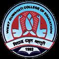 West Guwahati College of Education logo